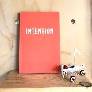 ANTHROPOLOGIE INTENTIONS AND GOALS JOURNAL